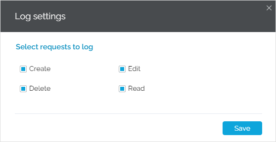 How to use Request Logs - 4PSA Knowledge Base - 4PSA Wiki